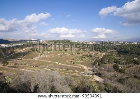 Judean Hills, Israel