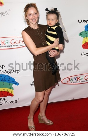 Judy Greer daughter