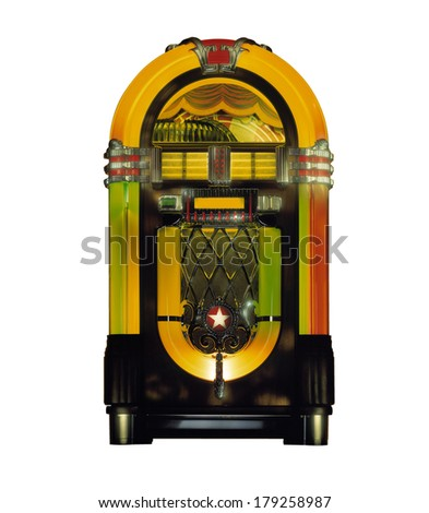 Jukebox in Studio