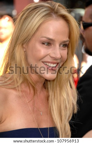 "Julie Benz  at the World Premiere of ""The Incredible Hulk"". Gibson Amphitheatre, Universal Studios, Universal City, CA. 06-08-08"