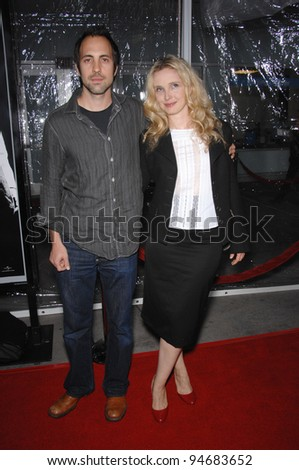 "Julie Delpy & Marc Streitenfeld at an industry screening for ""American Gangster"" at the Arclight Theatre, Hollywood. October 30, 2007  Los Angeles, CA Picture: Paul Smith / Featureflash"