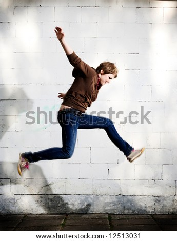 Jump.