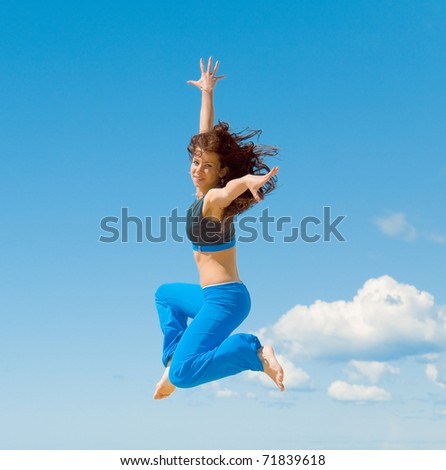Jumping in Euphoria