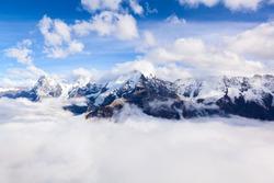 Jungfrau Peak (4158m), Switzerland, UNESCO Heritage, Top of Europe