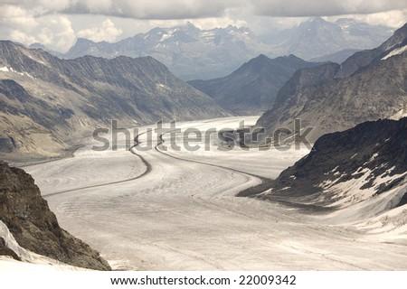 jungfraujoch, switserland