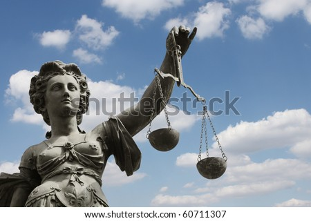 justice - justizia