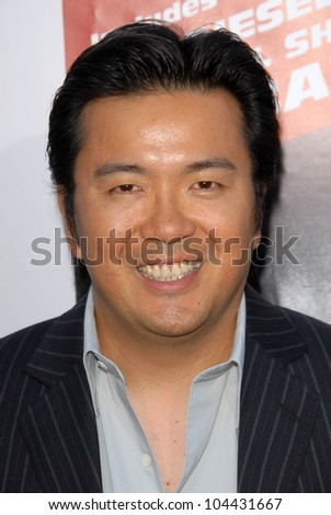 Justin Lin  at the United States Premiere of 'Los Bandoleros'. AMC Cinemas Theater 5, Universal City, CA. 07-16-09