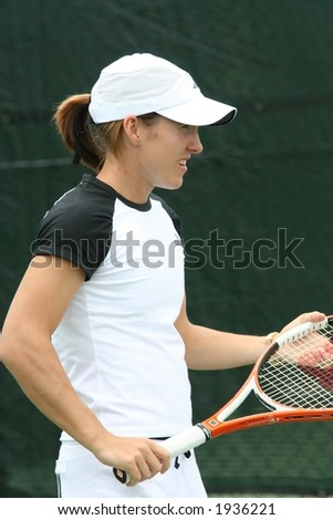 Justine Henin-Hardenne - stock photo