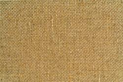 Jute fabric sackcloth burlap texture background