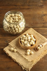 Kacang Atom, processed traditional peanuts with  flour from Indonesia.