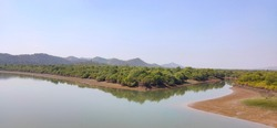 Kadalundi River and bird sanctuary