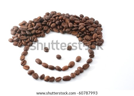 Kaffeegesicht