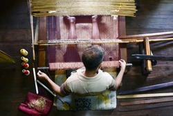 Kain Tenun Songket is traditionally considered an exquisite, luxurious and prestigious traditional fabric, only worn for special occasions, religious festivals, and traditional social functions.