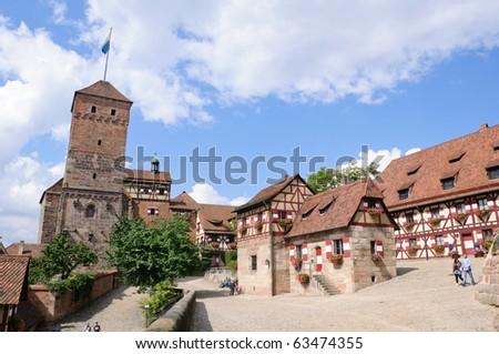 Kaiserburg - Nürnberg/Nuremberg, Germany