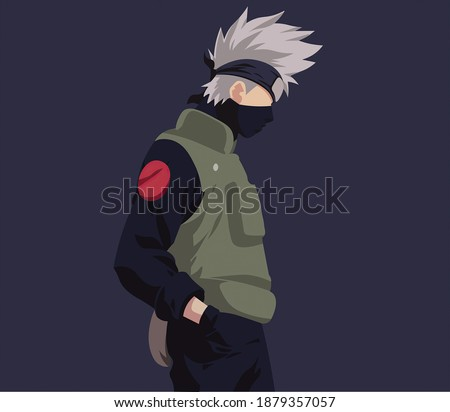 Kakashi Hatake is a fictional character in the Naruto manga and anime series renowned throughout the Naruto world for the use of his Sharingan which he received from his teammate Obito Uchiha