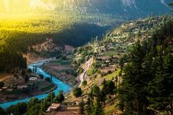 Kalam valley-KP- pakistan