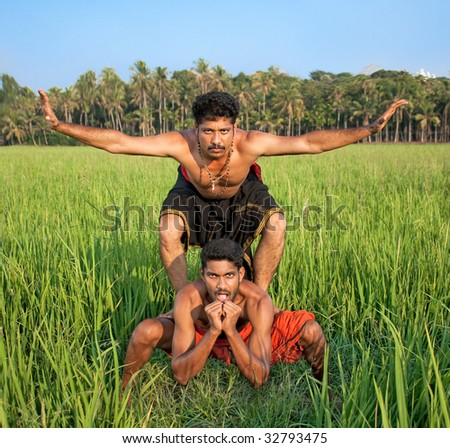 Kalarippayat, indian ancient martial art of Kerala, India