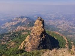 Kalavantin Durg mountain:- Kalavantin Durg is a 2,250 ft (686 m) high summit located in the Western Ghats of maharashtra.