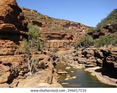 Kalbarri National Park - Australia #246617116