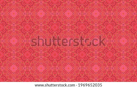 kaleidoscope sequence patterns. Abstract multicolored motion graphics background stock photo