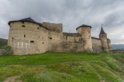 Kamieniec Podolski fortress - one of the most famous and beautiful castles in Ukraine