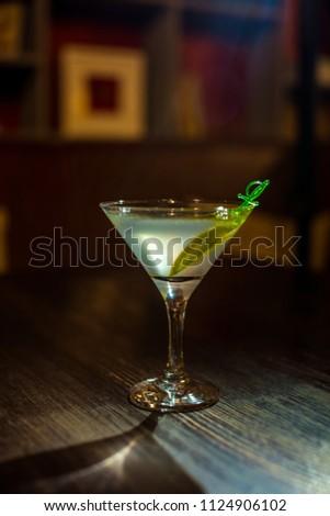 Kamikaze acoholic cocktail