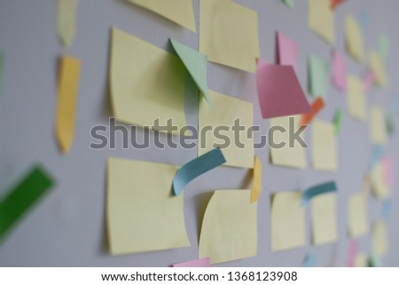 Kanban board is popular in agile working methodology. In order to achieve business success companies prefer agile methodology, scrum and project management especially during their software development #1368123908