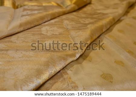 Kancheepuram Silk Saree Design and pattern #1475189444