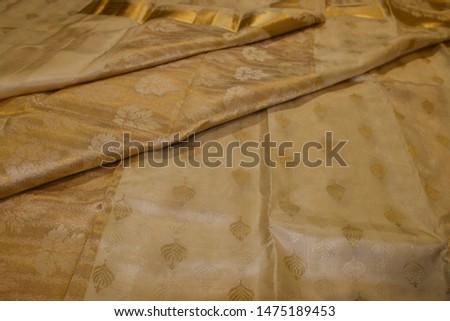 Kancheepuram Silk Saree Design and pattern #1475189453