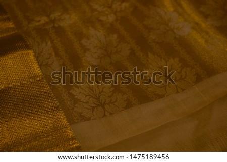 Kancheepuram Silk Saree Design and pattern #1475189456