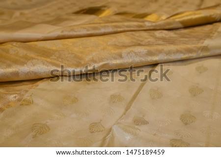 Kancheepuram Silk Saree Design and pattern #1475189459