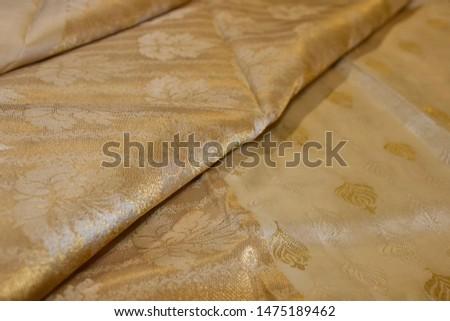 Kancheepuram Silk Saree Design and pattern #1475189462
