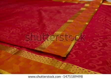 Kancheepuram Silk Saree Design and pattern #1475189498
