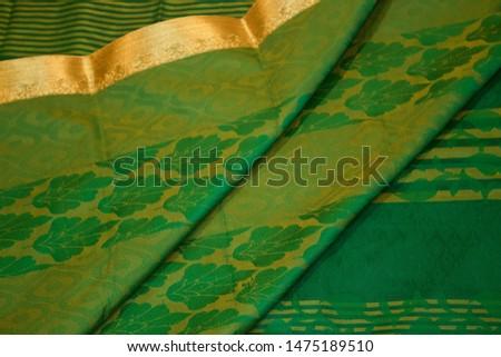 Kancheepuram Silk Saree Design and pattern #1475189510