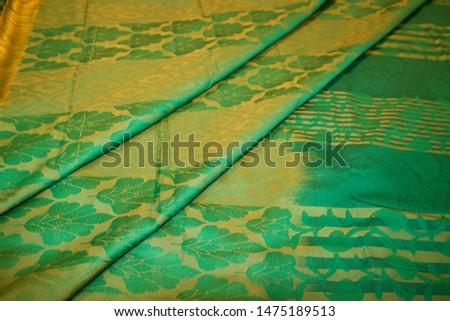 Kancheepuram Silk Saree Design and pattern #1475189513