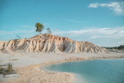 Kaolin Lake, Bintan