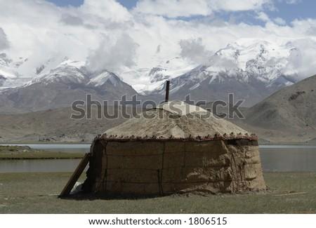 Karakul Lake Yurt Karakul Lake China Yurt