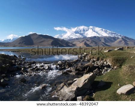 Karakul Lake Xinjiang Karakul Lake View Xinjiang