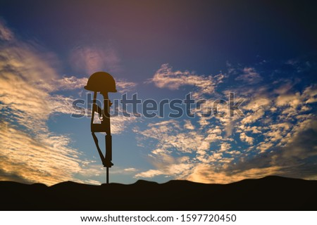 kargil victory day symbol for indian soldier