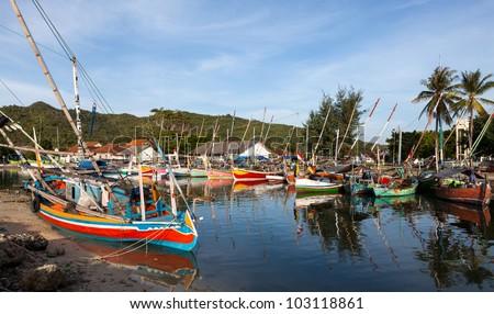 Karimunjawa Indonesia Fishing Village