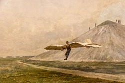 Karl Wilhelm Otto Lilienthal  was a German pioneer of aviation who became known as the