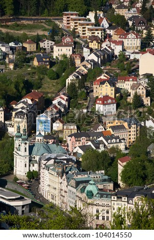 Karlovy Vary, Czech Republic #104014550