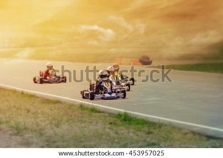 karting, race track