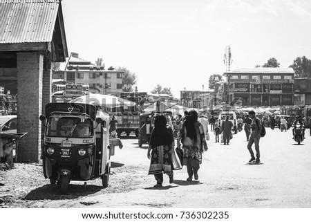 kashmir  india   october 2017 ...