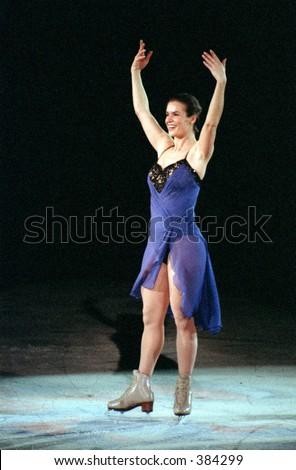 Katarina Witt 1999 Champions On...