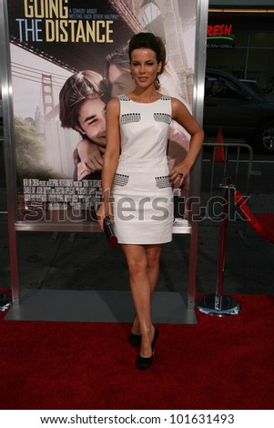 """Kate Beckinsale at the """"Going The Distance"""" Los Angeles Premiere, Chinese Theater, Hollywood, CA. 08-23-10"""