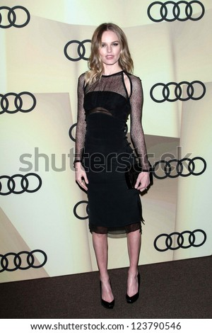 Kate Bosworth at the Audi Golden Globe 2013 Kick Off Cocktail Party, Cecconi's, West Hollywood, CA 01-06-13