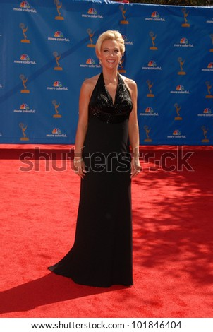 Kate Gosselin at the 62nd Annual Primetime Emmy Awards, Nokia Theater, Los Angeles, CA. 08-29-10