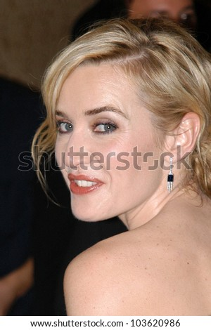 Kate Winslet  at the 67th Annual Golden Globe Awards Press Room, Beverly Hilton Hotel, Beverly Hills, CA. 01-17-10