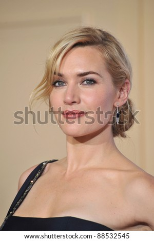 Kate Winslet at the 67th Golden Globe Awards at the Beverly Hilton Hotel. January 17, 2010  Beverly Hills, CA Picture: Paul Smith / Featureflash